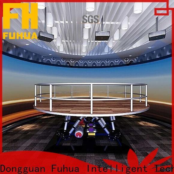 Fuhua education earthquake simulator machine for education for school