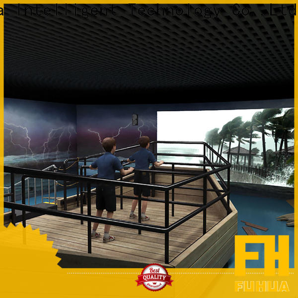 Fuhua Attractive voyage simulator engines for school