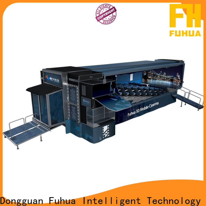 Fuhua removable mobile cinema air conditioning system control system for cinemas