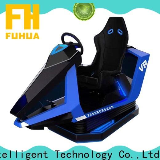 international racing vr car for amusement
