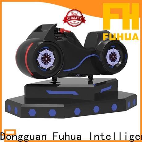 Fuhua Attractive vr racing car for cinema