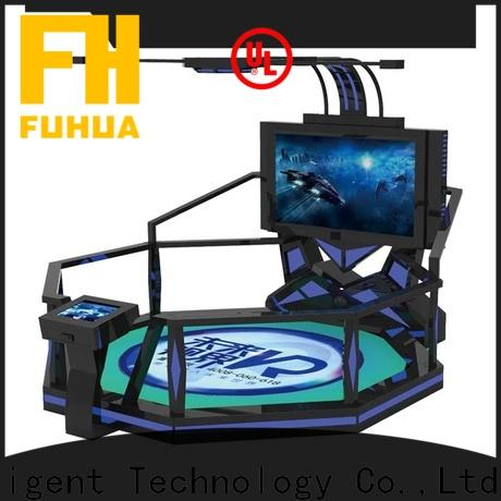 Fuhua flight laser shooting simulator for sale for amusement park