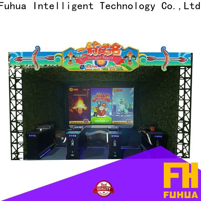 Fuhua fashionable vr walk for sale for fitness game center