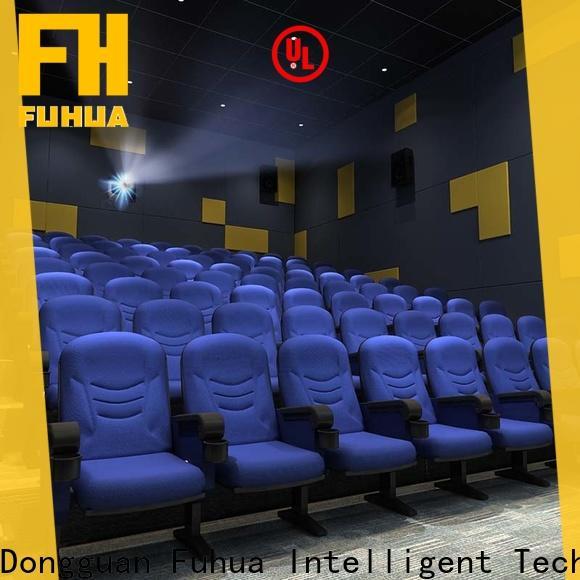 Fuhua equipment 3d movie theater supply