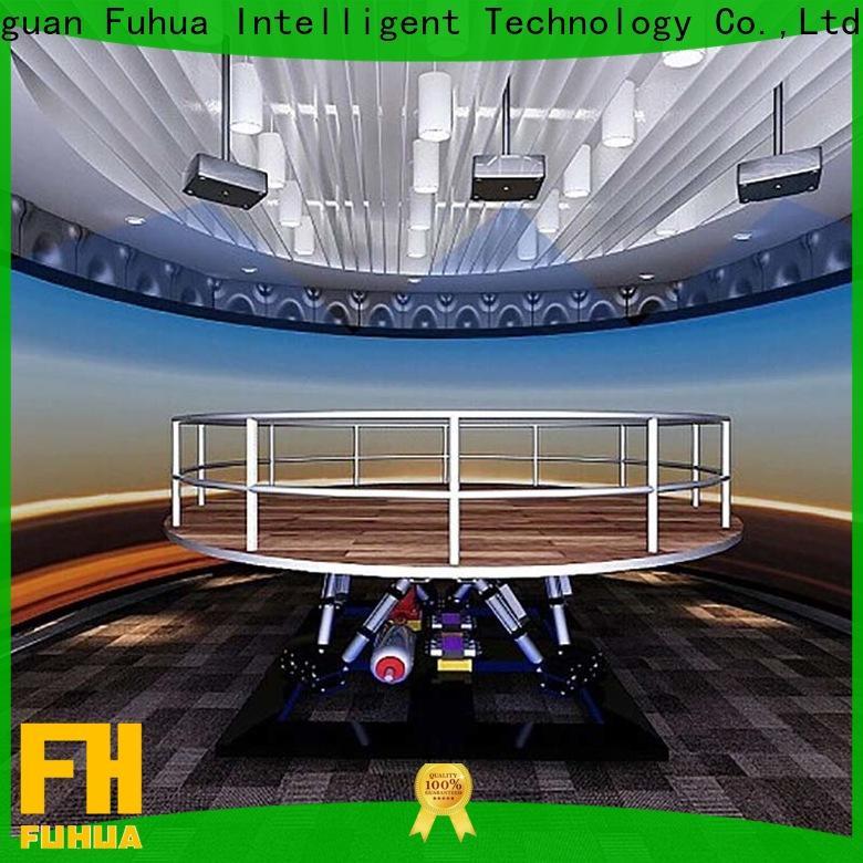 Fuhua museum earthquake simulator for Science Education for museum