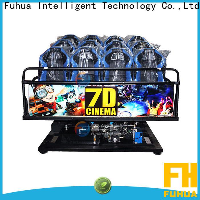 Fuhua high performance xd cinema control system for aquariums