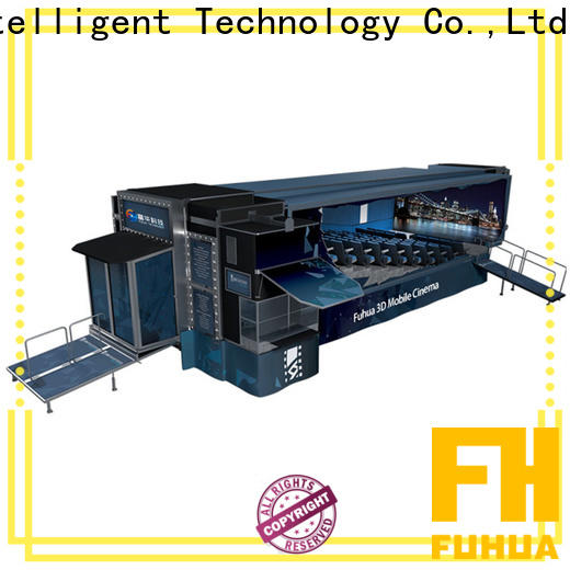 Fuhua equipment mobile cinema sound system for cinemas