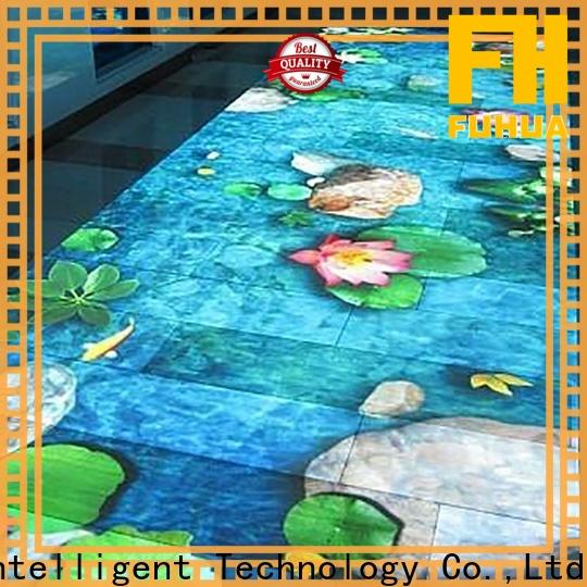 Fuhua Interactive 3d projection for sale