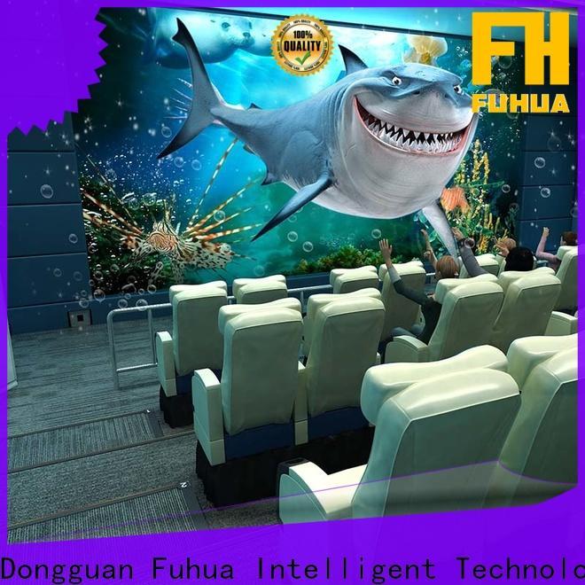 Fuhua Multi-seats 5d cinema for adults for cinema