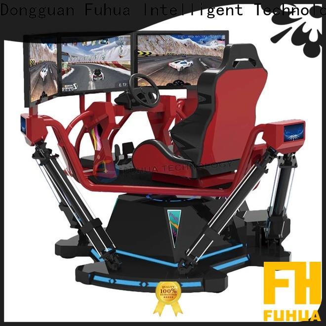 Fuhua park car racing simulator for sale