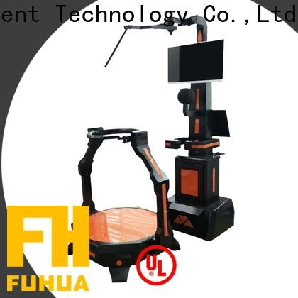 Fuhua Attractive vr shooting engines for market