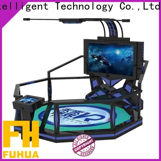 Fuhua cool hunting simulator engines for theme park