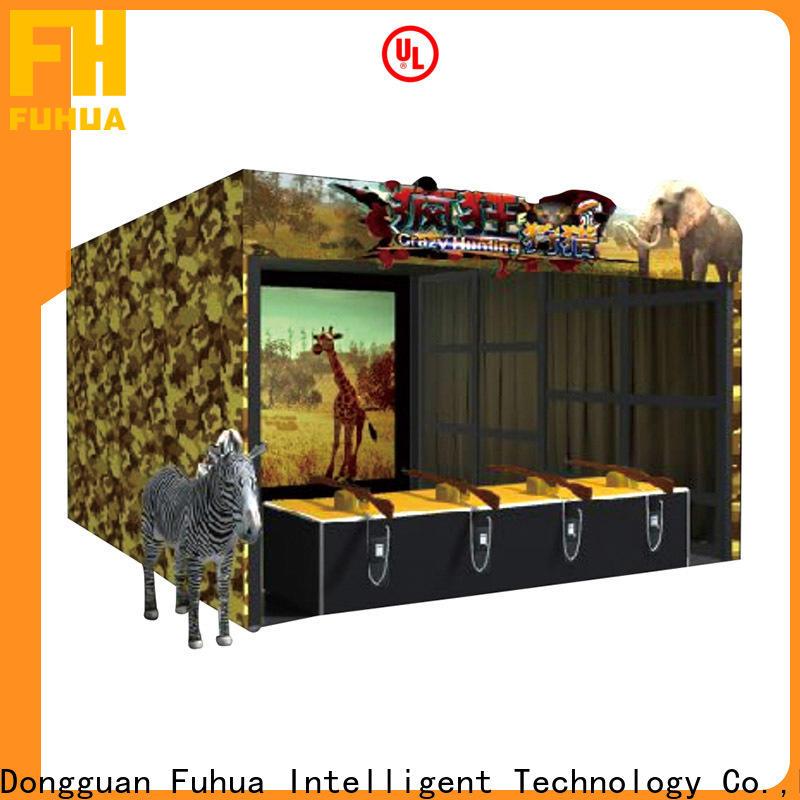 arcade shooting game machine platform factory for market