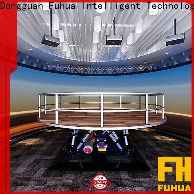 Fuhua 3d earthquake simulator for sale