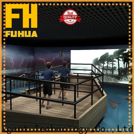 Fuhua Attractive typhoon simulator engines