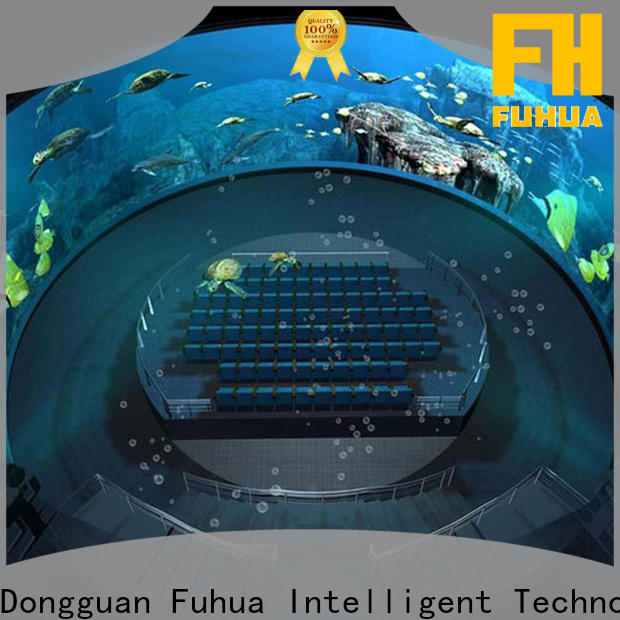 Fuhua luxury dome cinema Projector system for education
