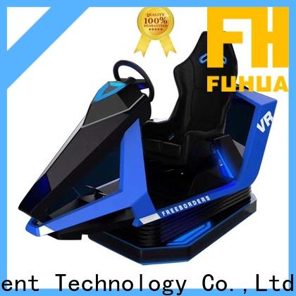 Fuhua system best racing simulator for sale for park