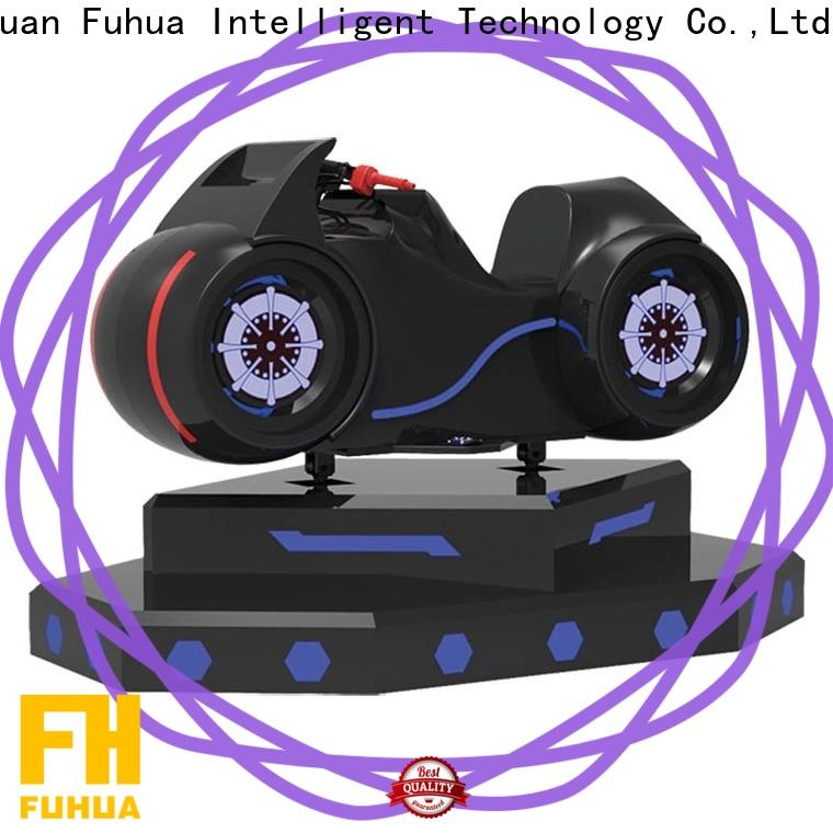Fuhua motorcycle vr racing car engines for amusement