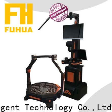 high performance shooting simulator for home play factory for market