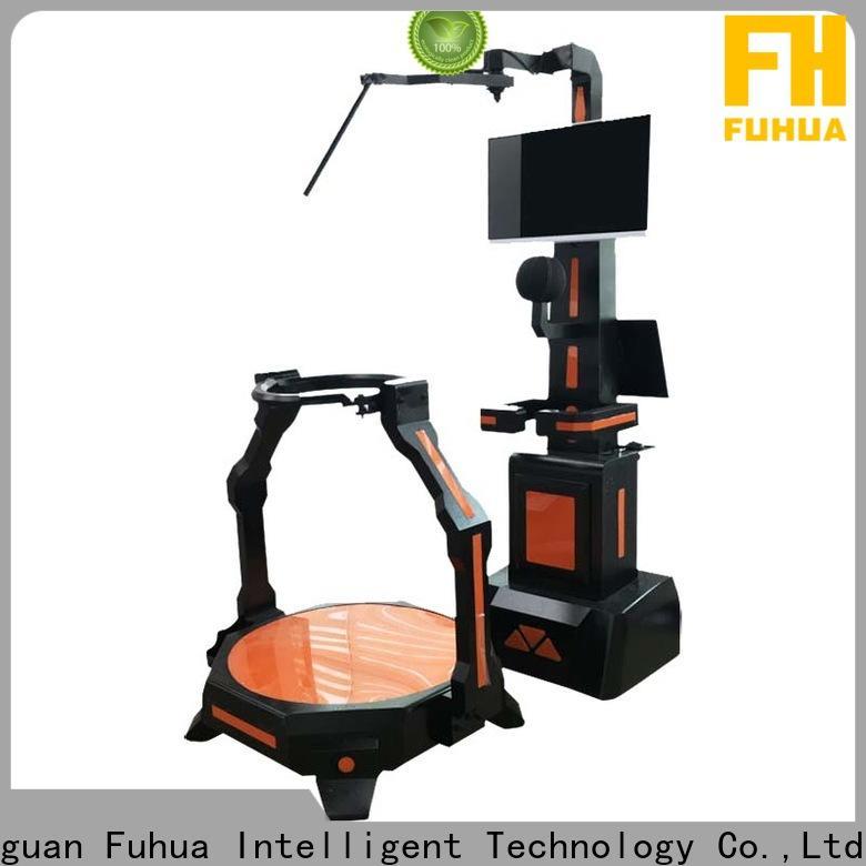 Fuhua steam laser shot simulator for sale for cinema