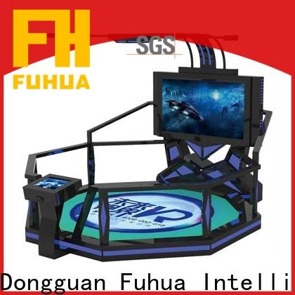 fashionable laser shooting simulator aircraft engines for theme park