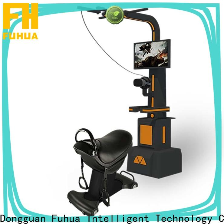 Fuhua high performance vr shooting dynamic control technology for cinema