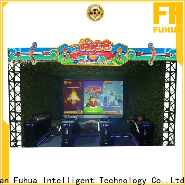 Fuhua Interactive ski vr for sale for amusement