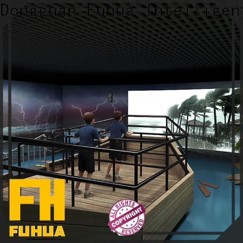Fuhua automatic typhoon simulator for Science Education for commercial amusement