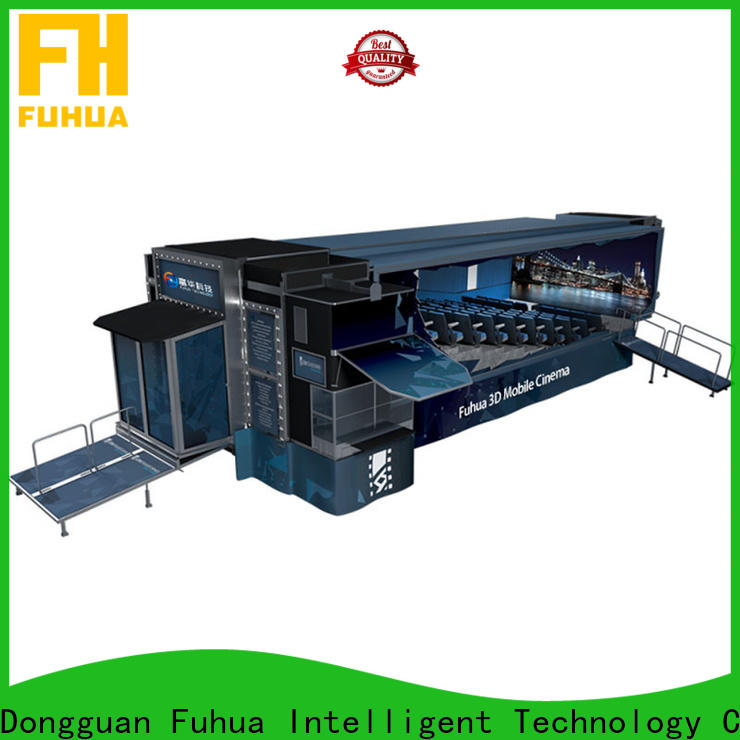 Fuhua theatre mobile theater sound system for aquariums