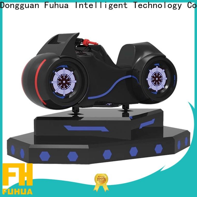 Fuhua high performance vr racing simulator for sale