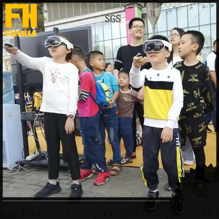 Fuhua high performance mixed reality games different experience for zoo