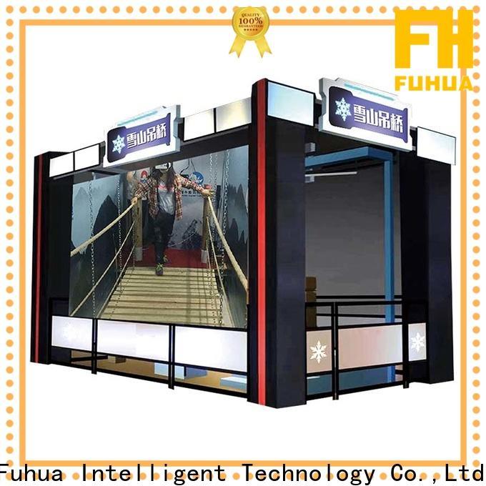 Fuhua Sports vr bridge simulator Special design for space & science center