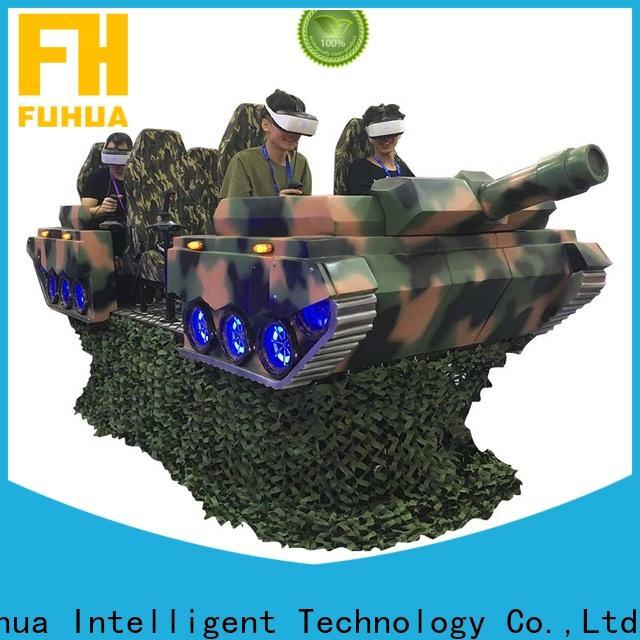 Fuhua successful virtual reality 360 for kids for cinema