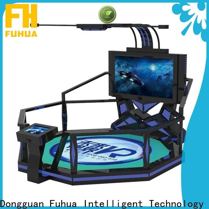 Fuhua Attractive hunting simulator dynamic control technology for amusement park