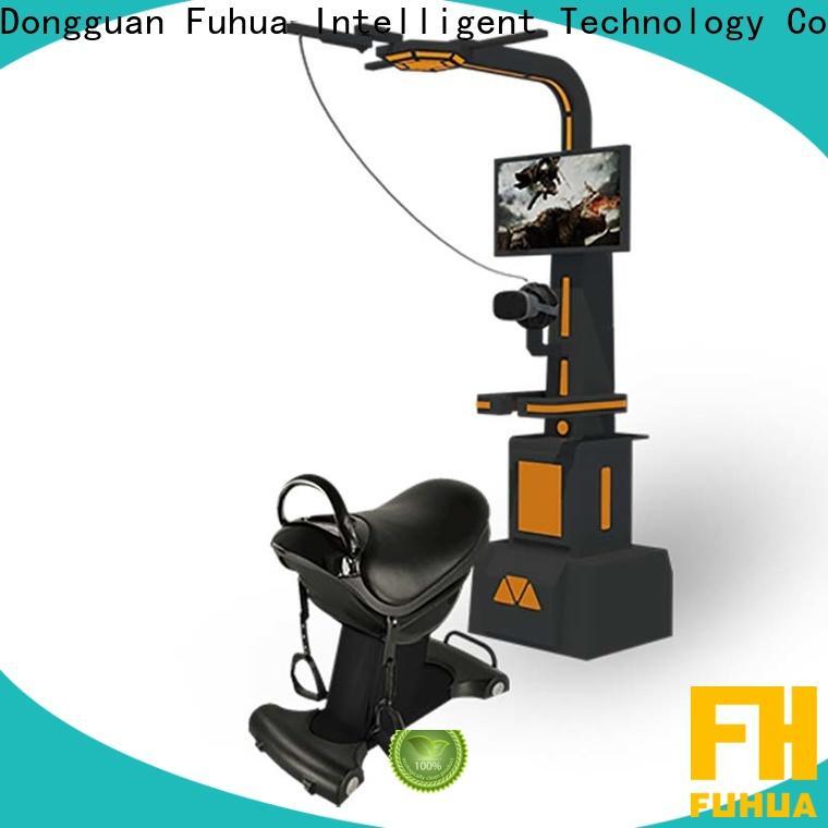 Fuhua free laser shot simulator factory for amusement park