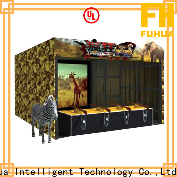 Fuhua international laser shooting simulator factory for market