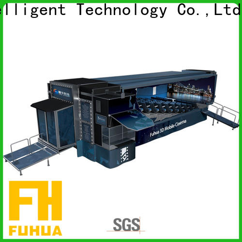Fuhua mobile cinema sound system for space & science center