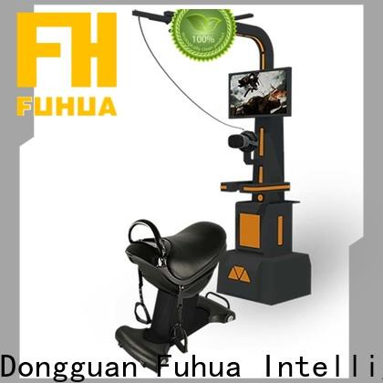 Fuhua 2d3d shooting simulator for home for sale for market