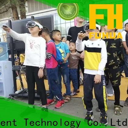Fuhua high performance vr multiplayer game Realistic Effect for aquariums