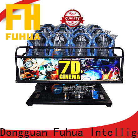 Fuhua Wireless xd cinema audio system for tourist attractions