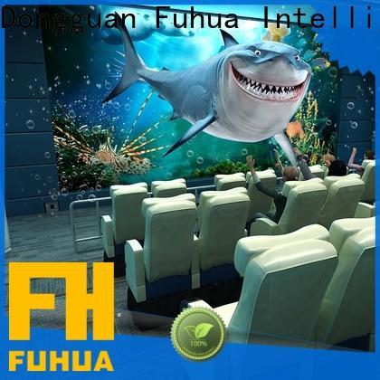 3D surround sound 5d cinema 4d supply for market