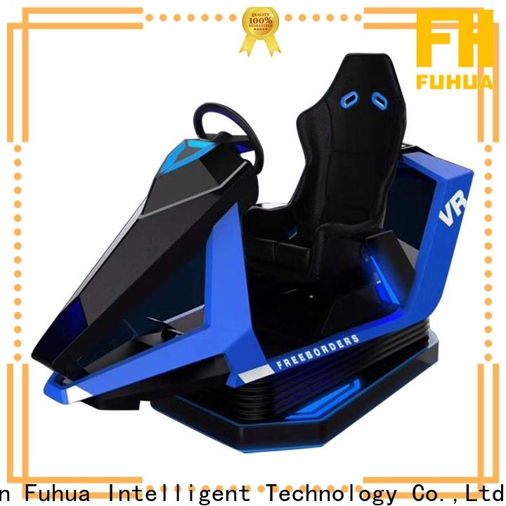 Fuhua dof vr racing simulator for sale for theme park