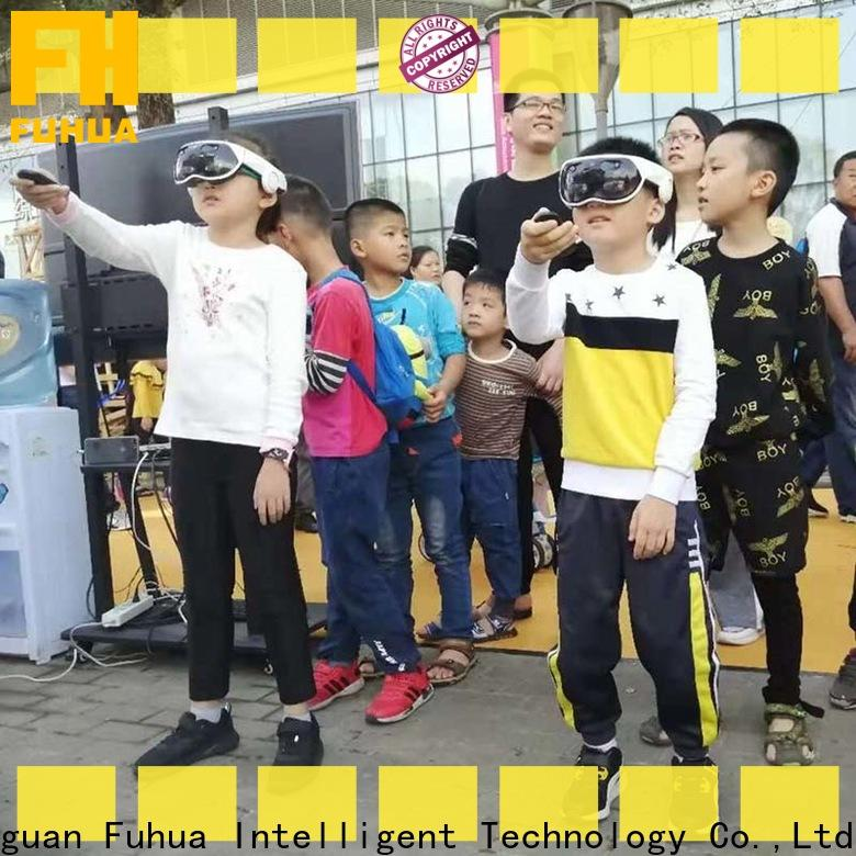 high performance vr multiplayer game mixed wholesale for tourist attractions