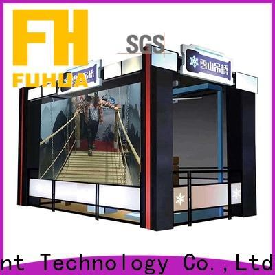Fuhua virtual reality bridge Realistic Effect for theme parks