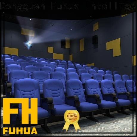 Fuhua good quality cinema 3d system Chinese for market