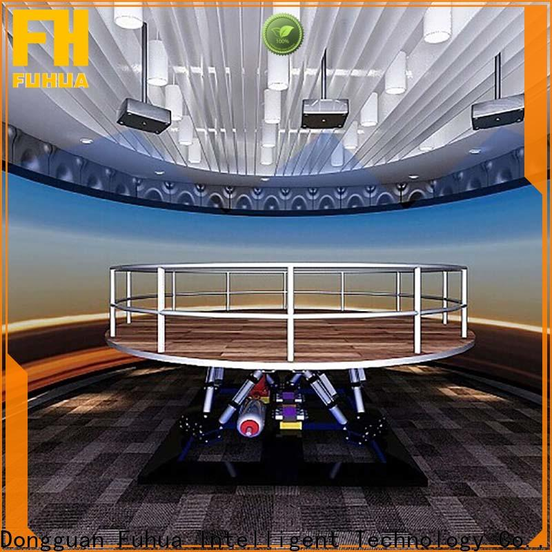 Fuhua Attractive earthquake simulator machine for education for scenic area