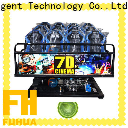Fuhua Attractive cinema 7d audio system for space & science center