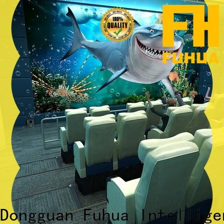 Fuhua cool 4d 5d cinema for sale for market
