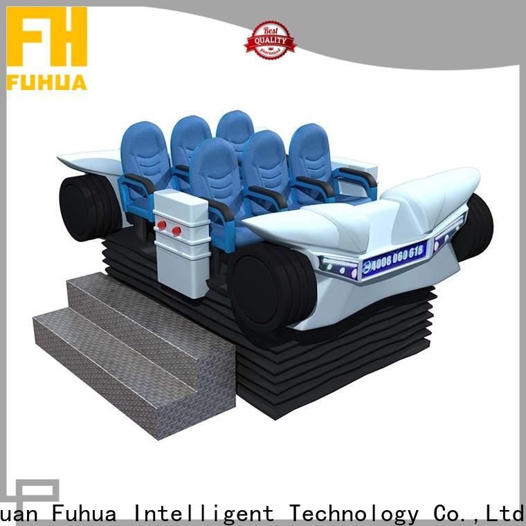 Fuhua equipment virtual reality cinema for adults for market