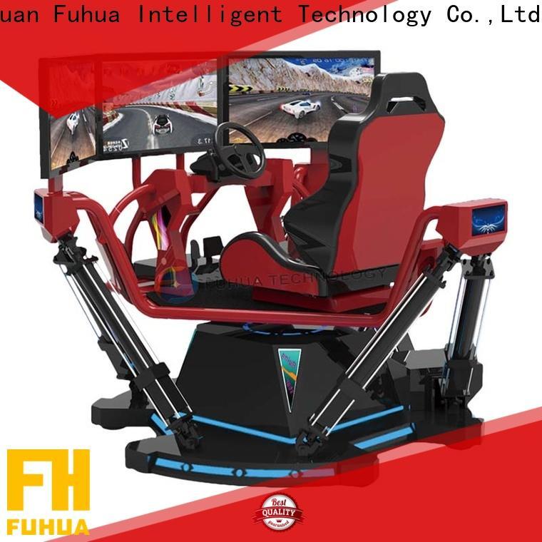 international best racing simulator vr engines for park